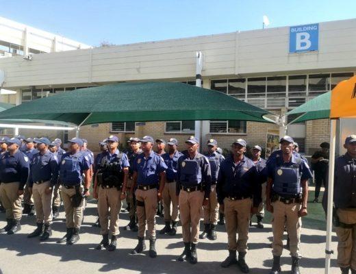 JMPD new undercover unit