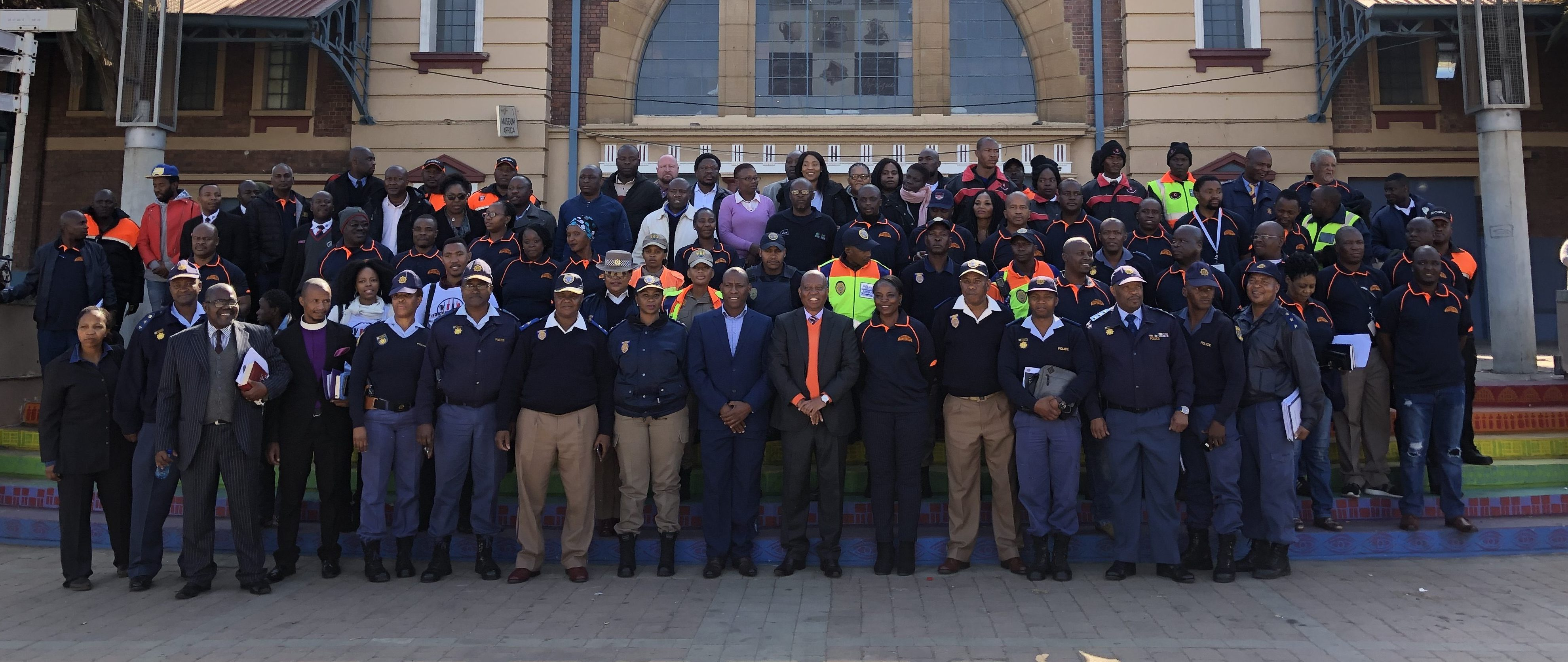 Inner Jozi Safety & Security Forum
