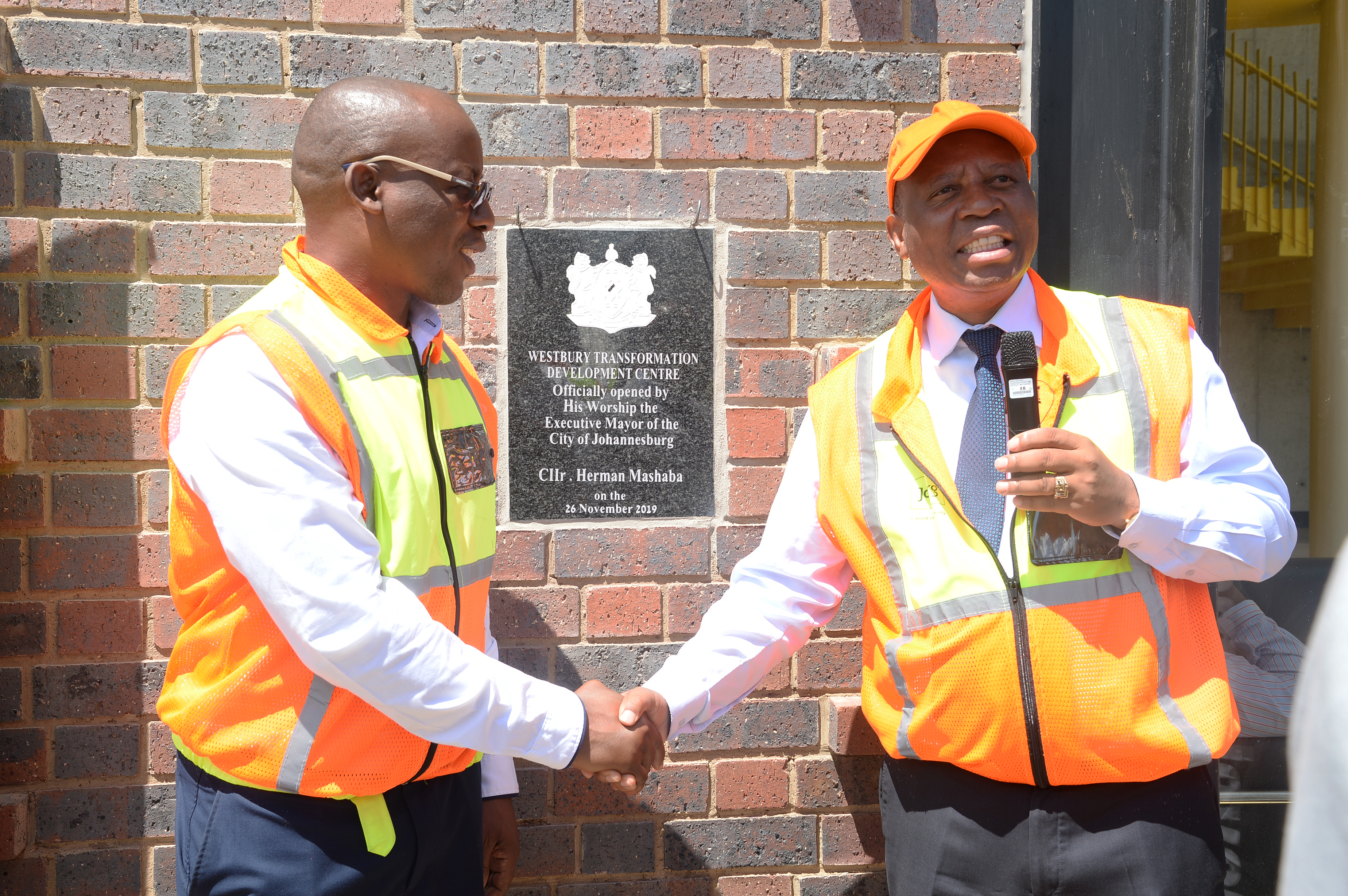 Three years of Real, Meaningful Change for Joburg Residents