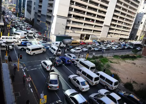 Johannesburg Inner City Transport Masterplan