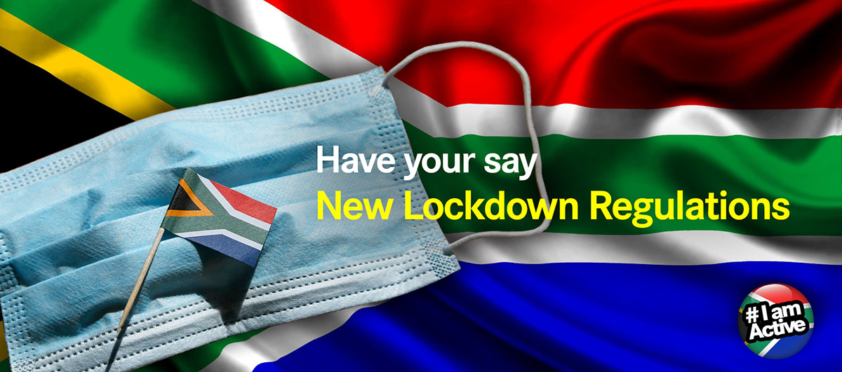 Have Your Say: New Lockdown Regulations